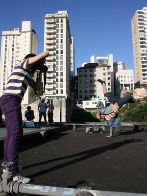 Blog Descolex foto: Henrique Padilha