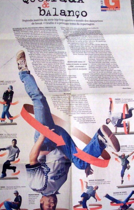 Jornal Gazeta do Povo - 2001