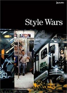 Stylewars capa