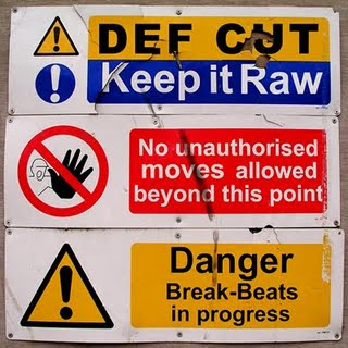 DJ Def Cut - Keep It Raw (2009)